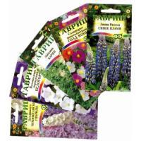Семена, грунты, удобрения, ящики для рассады, горшки для цветов и рассады