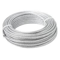 Канат (трос) стальной, цепи